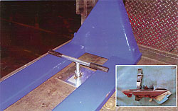 Pallet Truck Lock, Lee Lock