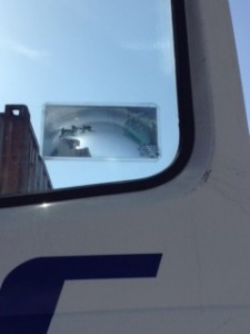 Truck Blind Spot Lens Receives Excellent Feedback
