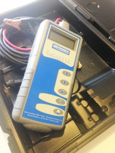 24 Volt Battery Tester