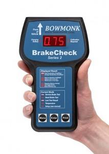 Decelerometer For HGV's