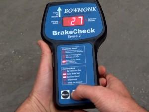 Decelerometer Bowmonk