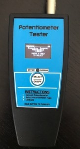 HGV Caliper Tester