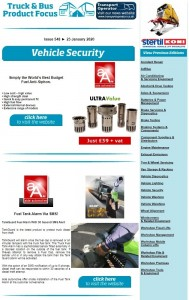 Stop HGV Diesel Theft