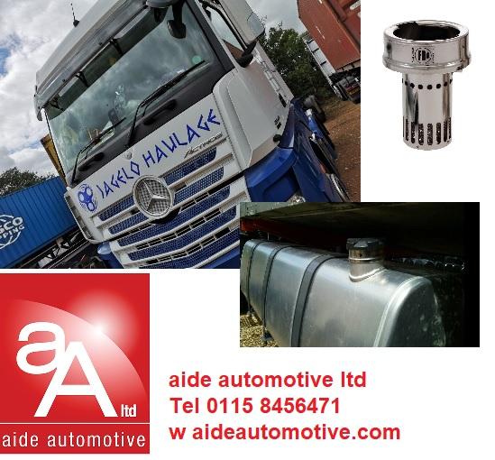 Haulage Trucks Fit Anti Siphon